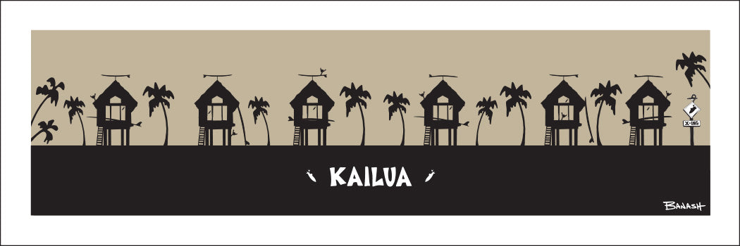 OAHU ~ CATCH A SURF ~ KAILUA ~ SURF HUTS
