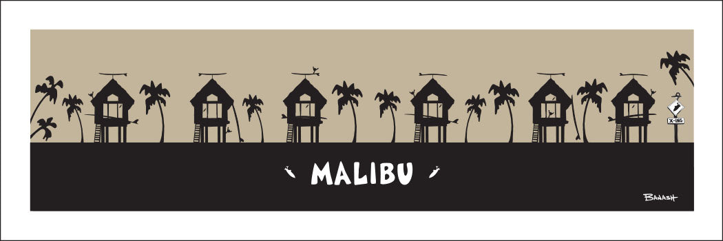 MALIBU ~ CATCH A SURF ~ SURF HUTS