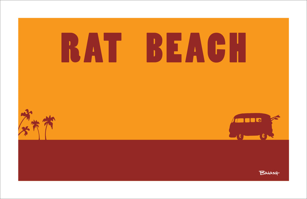 PALOS VERDES ~ CATCH A SURF ~ RAT BEACH