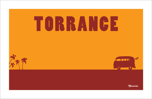 TORRANCE ~ CATCH A SURF