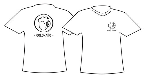 COLORADO ~ COL BEER LOGO