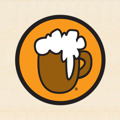 COL BEER ~ CLASSIC LOGO ~ 6x6