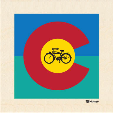 COLORADO ~ AUTOCYCLE YOLK ~ 6x6