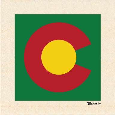COLORADO ~ REGGAE ~ 6x6