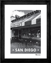Load image into Gallery viewer, SAN DIEGO ~ LITTLE ITALY ~ FILIPPIS PIZZA GROTTO ~ 16x20