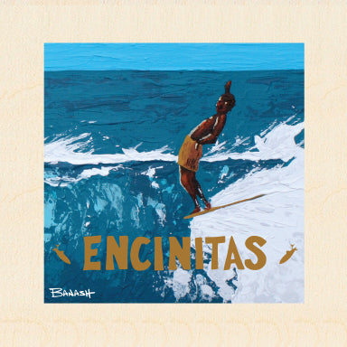 ENCINITAS ~ FIRST RIDE ~ 6x6
