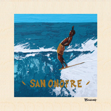 SAN ONOFRE ~ FIRST RIDE ~ 6x6