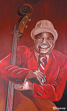 Load image into Gallery viewer, HWY101BLUES ~ WILLIE DIXON ~ HOOCHIE COOCHIE MAN ~ CANVAS PRINT ~ 12x20