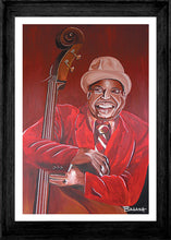 Load image into Gallery viewer, WILLIE DIXON ~ HOOCHIE COOCHIE MAN ~ 12x18