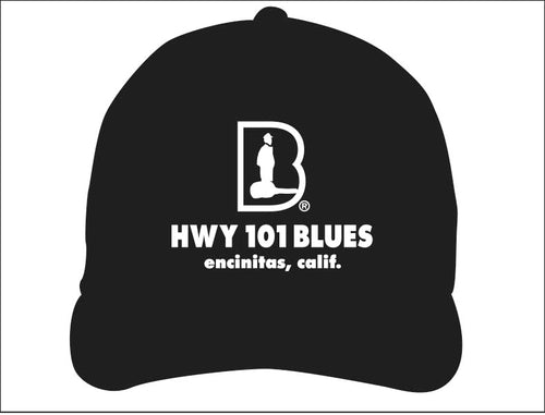 HWY101BLUES ~ LOGO ~ HAT
