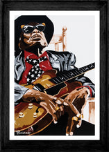 Load image into Gallery viewer, JOHN LEE HOOKER ~ CRAWLIN KINGSNAKE ~ 12x18