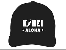 Load image into Gallery viewer, STONE GREMMY BRAND ~ KIHEI ~ ALOHA ~ HAT