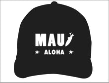 Load image into Gallery viewer, STONE GREMMY BRAND ~ MAUI ~ ALOHA ~ HAT