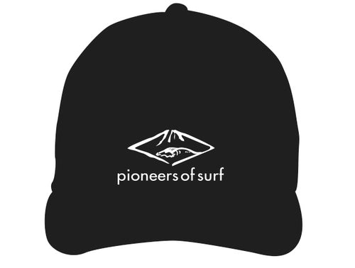 PIONEERS OF SURF ~ LOGO ~ HAT