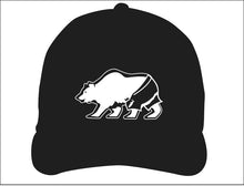 Load image into Gallery viewer, STONE GREMMY BRAND ~ CALIF. BEAR ~ SURF TRUNKS ~ HAT