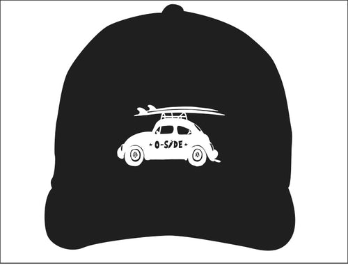 STONE GREMMY ~ O-SIDE ~ VW BUG ~ HAT