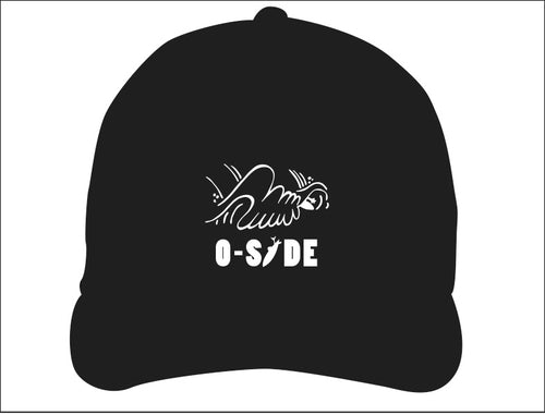 STONE GREMMY ~ O-SIDE ~ WAVE LOGO ~ HAT