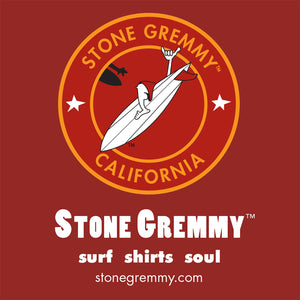STONE GREMMY BRAND ~ SURF BEACON ~ HAT