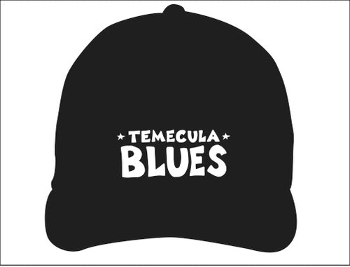 TEMECULA ~ BLUES ~ HAT