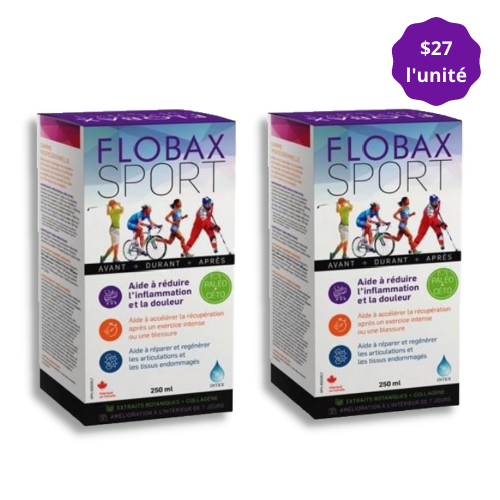 Load image into Gallery viewer, Flobax Sport 250ml x 2