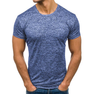 Simple Basic Sports T-Shirt