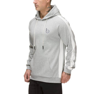Men Sports Turtleneck Hoodie