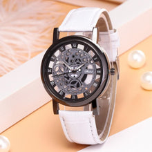 Load image into Gallery viewer, Mens Fashion Skeleton Watch