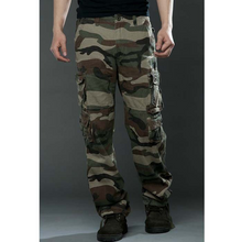 Load image into Gallery viewer, Men's Fashion Multi-Pocket Overalls