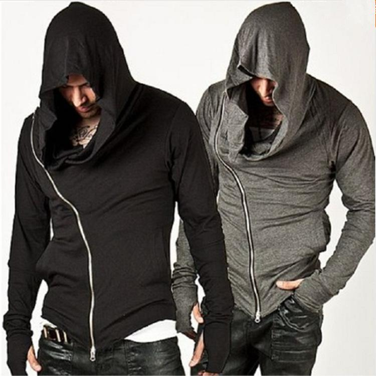 Men's Sports Long Sleeve Hoodie
