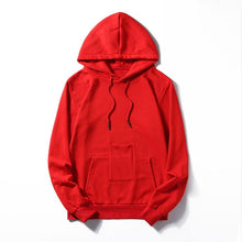 Load image into Gallery viewer, Basic Mens Hoodie With Phone Pocket