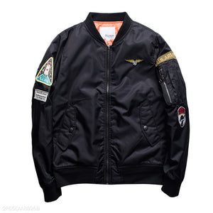 Fashion Men's Wear Brand Baseball Jacket Coat