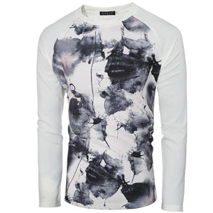Ink Painting Smooth Sweater