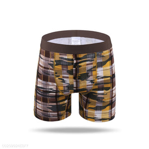Fashion Floral Printed Boxer Brief