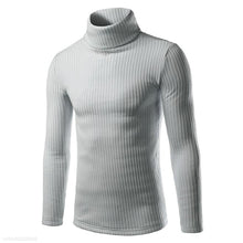 Load image into Gallery viewer, Fashion Youth Casual Plain High Collar Long Sleeve Sweater