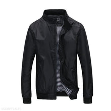 Load image into Gallery viewer, Mens Basic Style Light Jacket