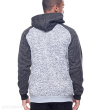 Load image into Gallery viewer, Casual Split Joint Loose Hoodie
