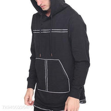 Load image into Gallery viewer, Fashion Loose Long Plain Hoodie