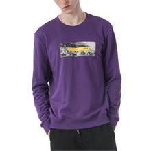 Load image into Gallery viewer, Fashion Youth Casual Loose Print Round Neck Long Sleeve Hoodie