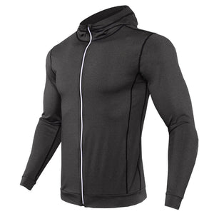 Mens Warm Quick Dry Breathable Hoodie