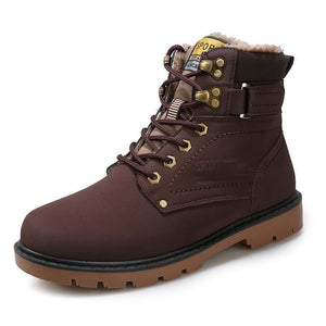 Winter Fur Warm Casual Footwear Boots