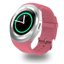 Load image into Gallery viewer, Smart Watchs Round Support Nano SIM &TF Card Business Smartwatch