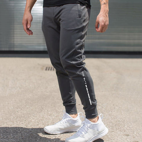 Fashion Mens Loose Plain Casual Pants