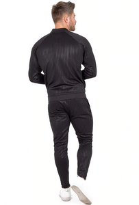 Fitness Clothing Suit Men's Sports Tights Running Clothes