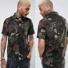 Load image into Gallery viewer, Floral Beach Shirt
