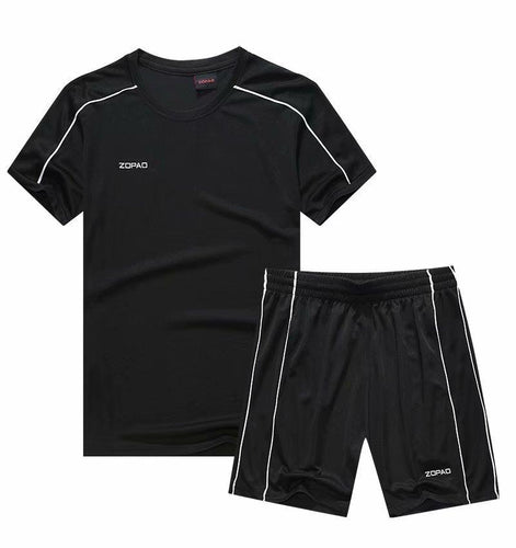 New Men's Casual Quick-Drying Sports Suit