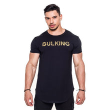 Load image into Gallery viewer, Muscular Frat Athletic Fitness Tight Running Pure Cotton T-Shirt