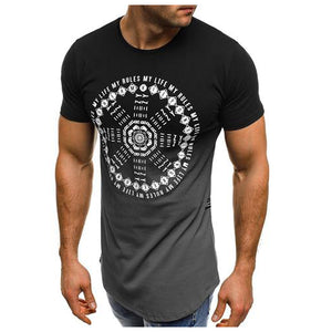 Men's Fashion Sports T-Shirt
