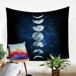 Total Eclipse Tapestry