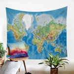 Travel With Me Tapestry