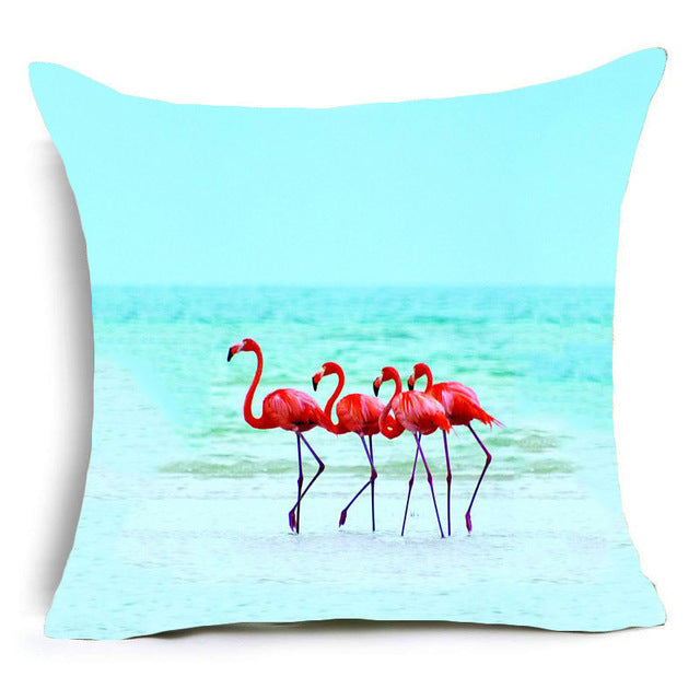 Wild Life Pillow Covers